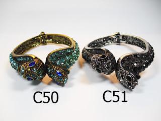 gelang aksesoris wanita c50c51