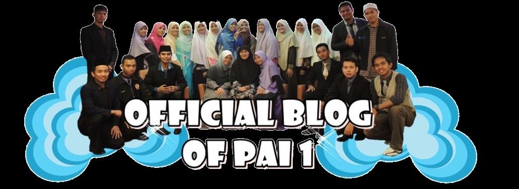 ! Blog Pai Satu !