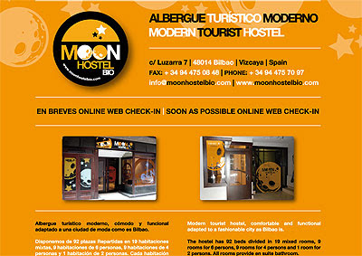 Albergue Moon Hostel Bio.