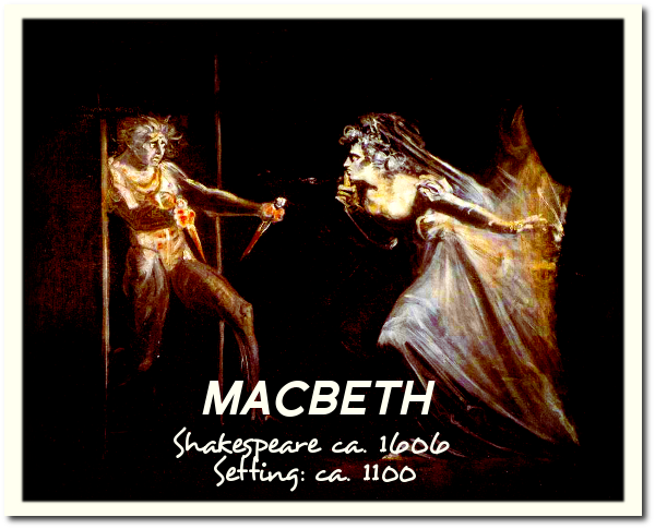 antithesis from macbeth