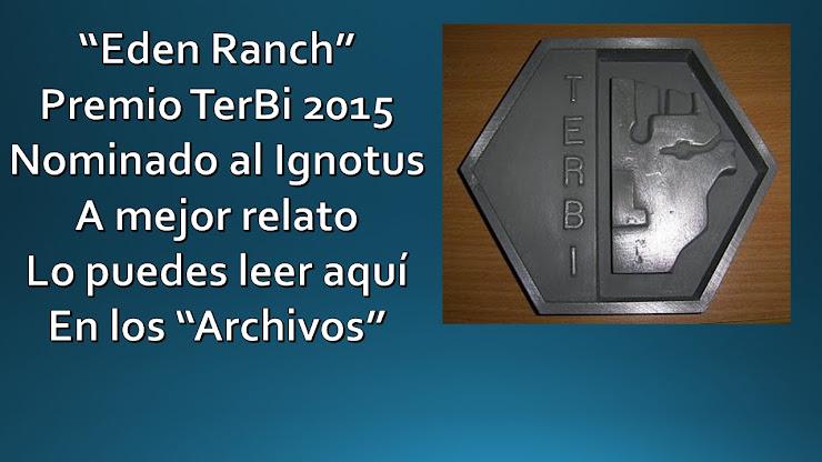 """""""Eden Ranch"""" Finalista de los Ignotus"""