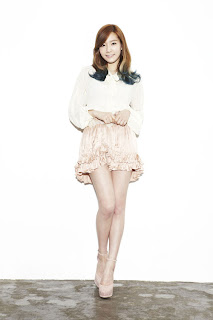 SNSD Taeyeon News Interview Photos 2