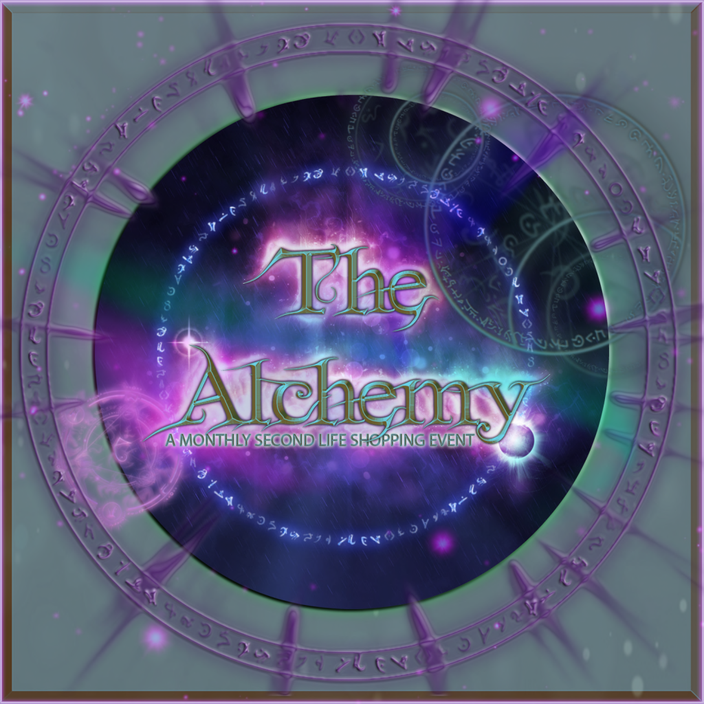 The Alchemy Event - OPEN!!!