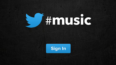 Twitter prestes a lanar a sua nova rede social, o Twitter Music