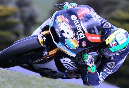 Hasil Balap Moto2 GP Phillip Island 2012 MARQUEZ Juara Dunia