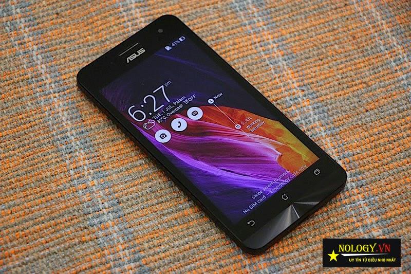 Asus ZenFone 5 - lỗi màn hình bị tối