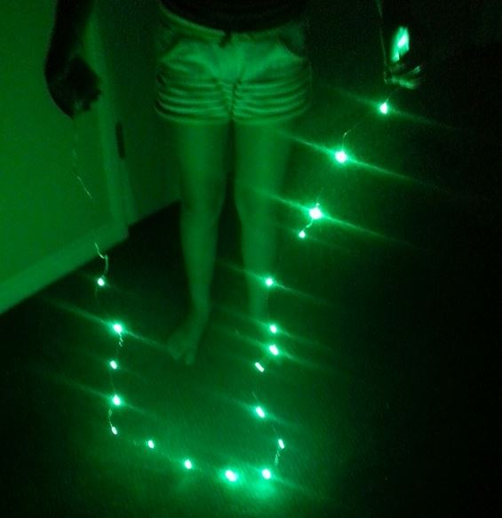 String Lights Review : #rtgsproducts 20 Micro LEDs String Lights Review