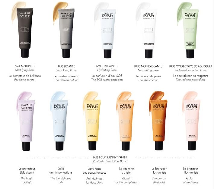 Primer STEP 1  Skin EQUALIZER de Make Up For Ever - Review