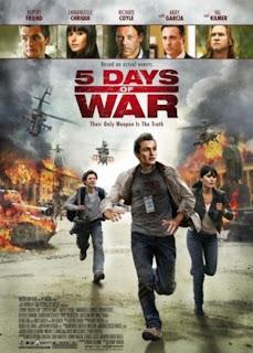 Savaşın Beş Günü – 5 Days Of August izle