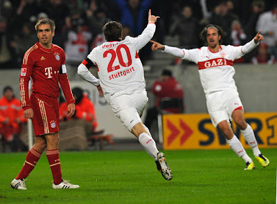 VFB Stuttgart 1 - 2 Bayern Munich (2)