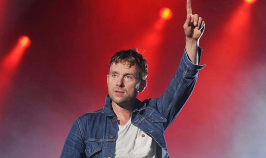 blur dublin 2013, blur ireland 2013, blur ireland gig, blur ireland gig review, blur review, blur gig pictures, damon albarn ireland, blur 2013, watch blur ireland, setlist dublin blur