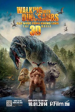 Dạo Bước Với Khủng Long - Walking with Dinosaurs