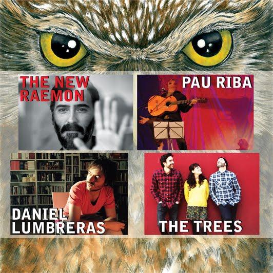 The New Raemon, Pau Riba, Isaac Ulam i molts descobriments al Ressupó
