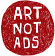 Art Not Ads.