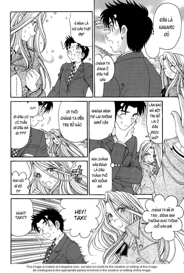 Truyện tranh Virgin na Kankei R (Phần 2) chap 2 trang 7