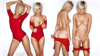 Sexy Nude American Girls