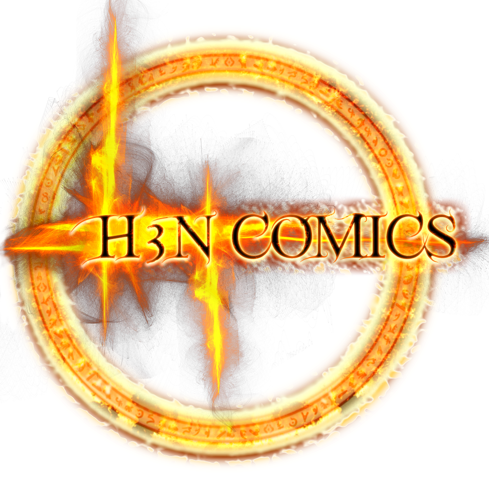 H³N Comics By Shinra-Kun