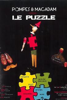 affiche pièce le puzzle