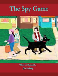 THE SPY GAME by JD Holiday!