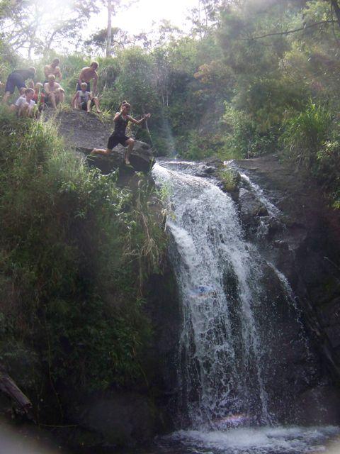 the jump off creek