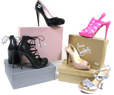 shoes from style sequel