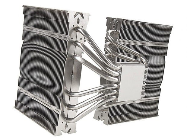 Prolimatech Genesis Cpu Cooler Can Hold Up To Three Fans