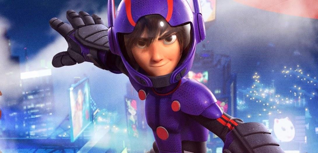 Trailer completo da animação Operação Big Hero 6 revela seu aterrorizante vilão