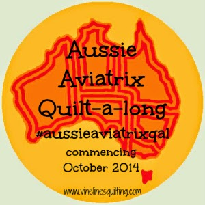 Aussie Aviatrix Quilt-a-long