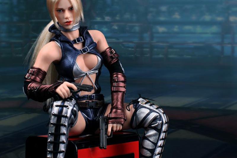 Nina Tekken figure Phicen 1:6