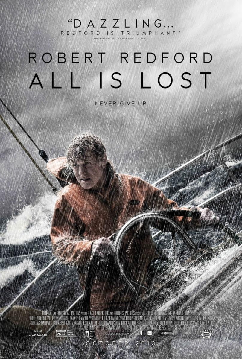Ver Pelicula Online All Is Lost (2013)