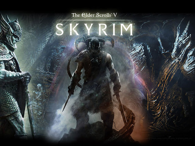 preview upcoming game elders scroll V skyrim pc game