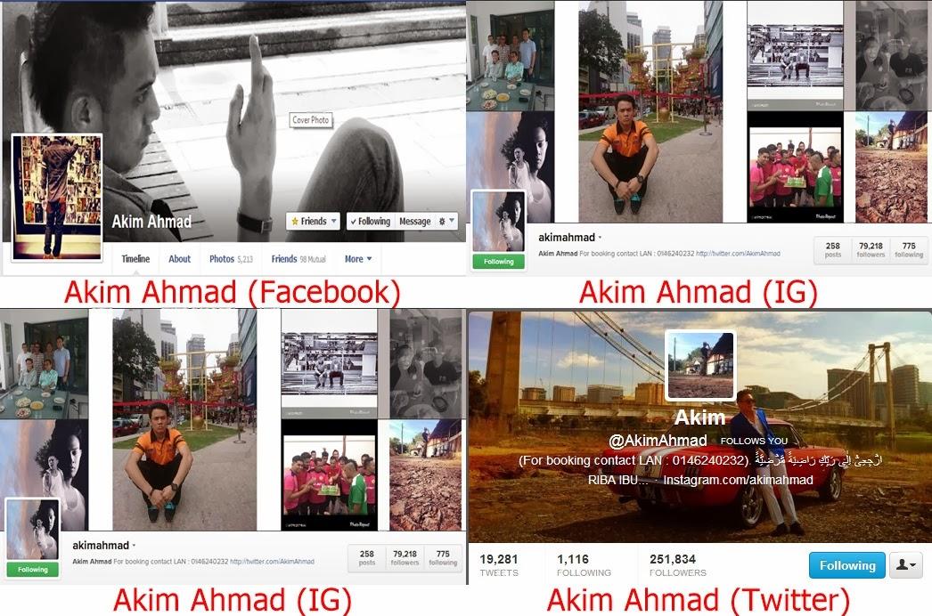 ♥ Akim Ahmad ♥