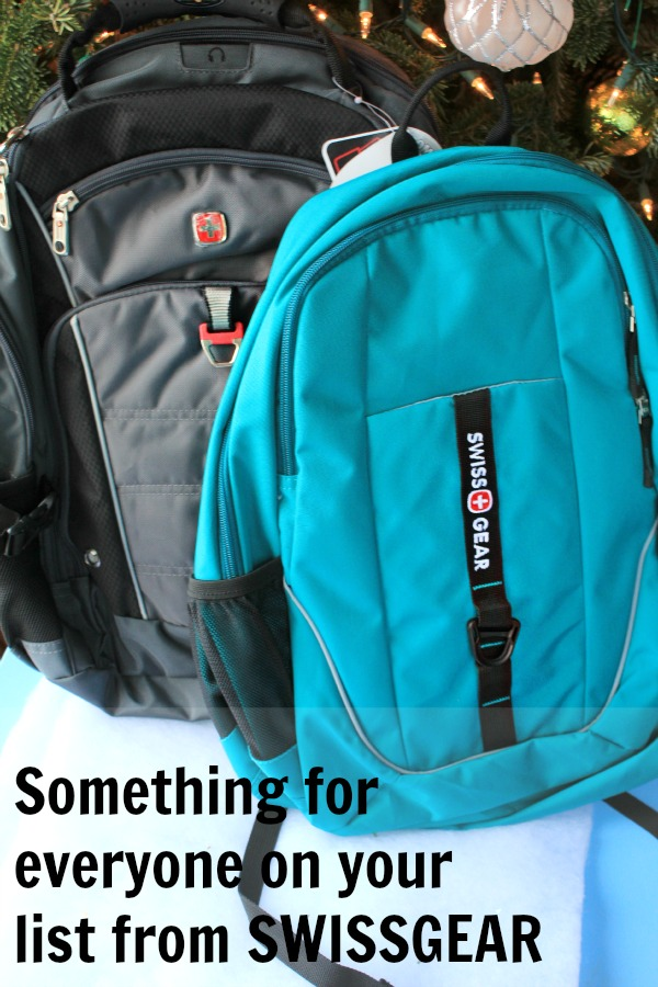 Something for everyone on your list from SWISSGEAR! #SWISSGEAR #ad