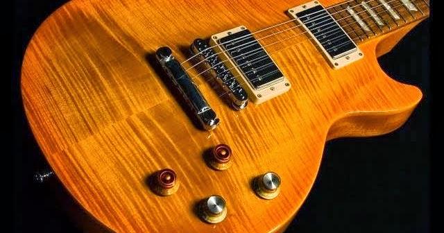 Greg koch gibson gary moore les paul standard - Gibson gary moore ...