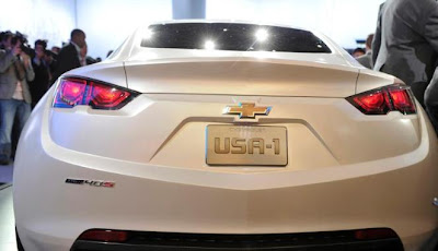 Gambar Mobil Baru di 'LA Auto Show'