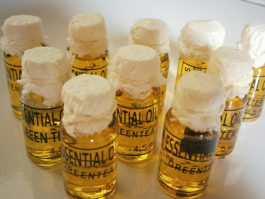 Essential Oil Aromaterapi Green Tea 45ml Lilin Shop Aroma Terapi