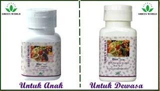 Suplemen Penambah Berat Badan Herbal