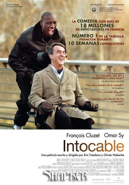 Intocable (Intouchables)[DVDScreener][1.32GB/795MB][Espa�ol][Partes/1Link][Shapker]