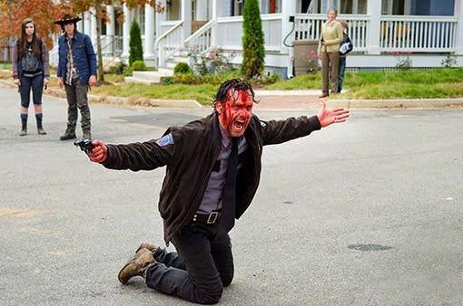 The Walking Dead AMC FOX España Try