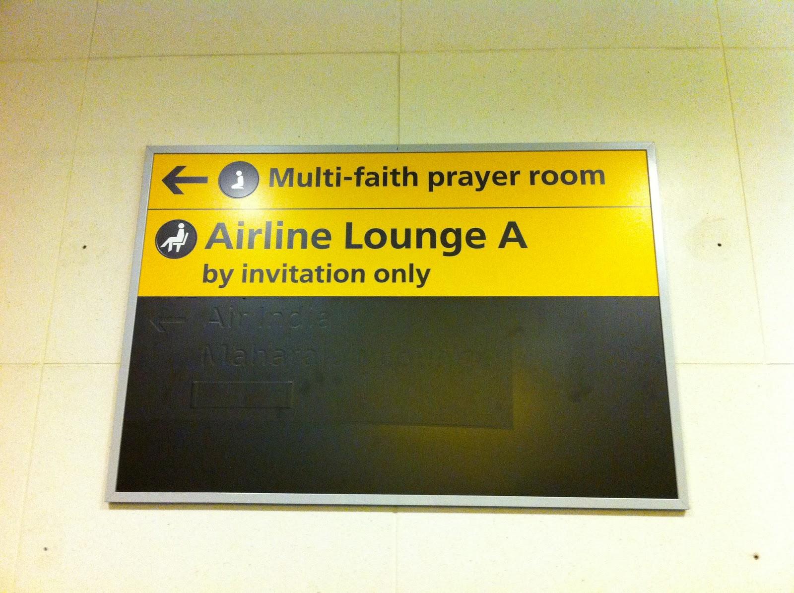 Where In The World Is Joe San Diego The Multi Faith Prayer Room At Heathrow