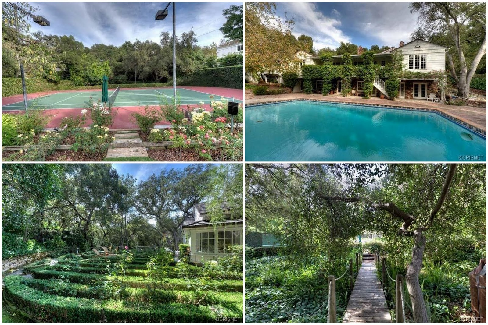 Celebrity real estate purchase the selena gomez home in Celebrity real estate pictures