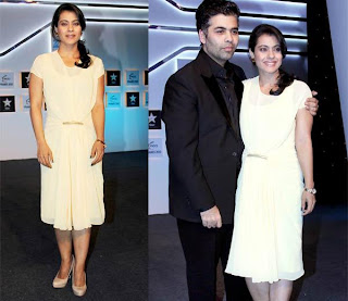 Kajol Devgan & Karan Johar at FICCI Frame 2013 photos