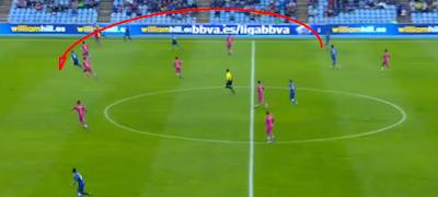 1-0 gol del Getafe