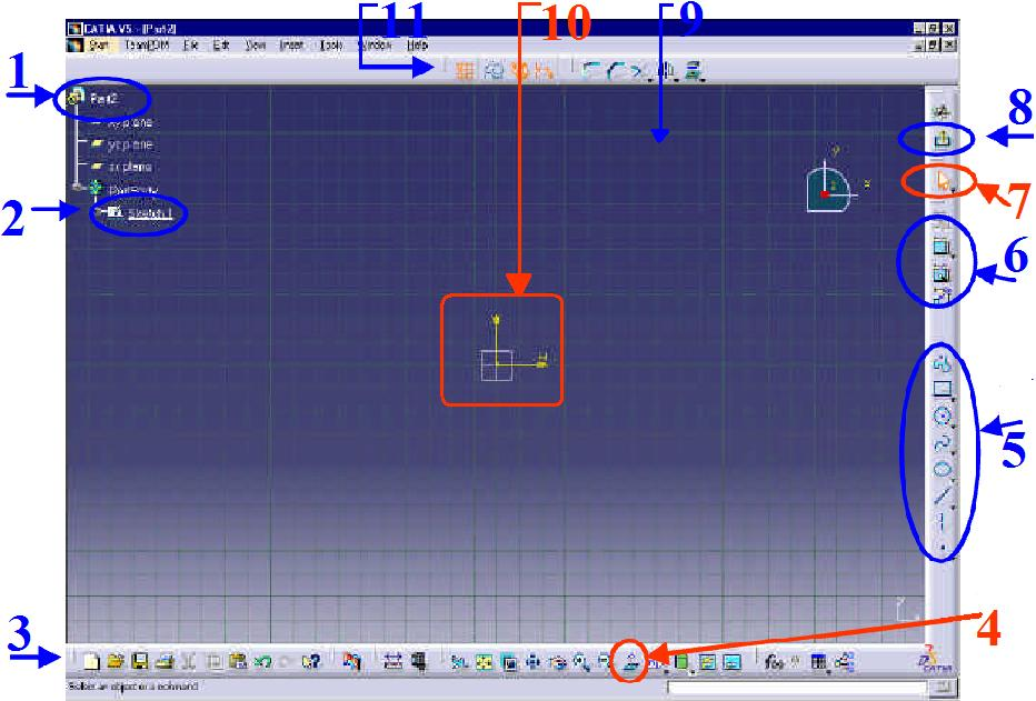 An Overview To Sketcher Workbench 3d Modeling Software