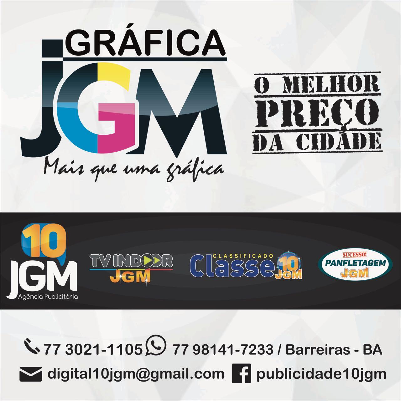GRÁFICA JGM
