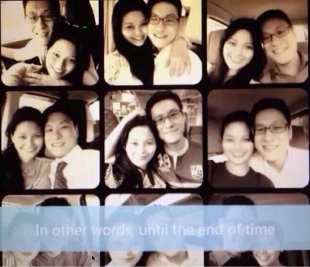 Benarkah Dahlia Isteri Zairil Yang Sebarkan Gambar Dyana Dan Suaminya