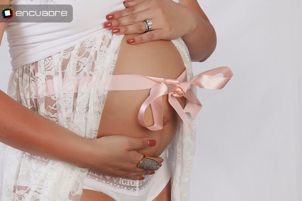 foto embarazada