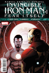 Fear Itself • The Invincible Iron Man 1