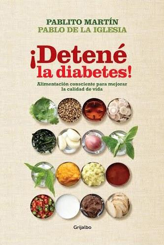 Detené la Diabetes (Grijalbo)