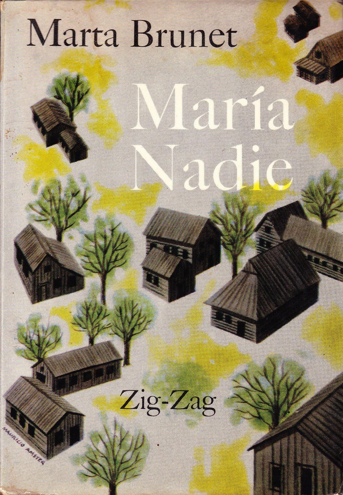 RESUMEN MARIA NADIE - Marta Brunet